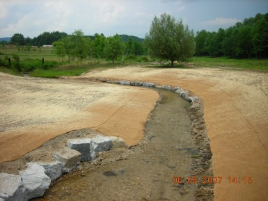 Stream Restoration After