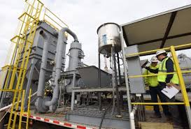 Charah Solutions Fly Ash Storage
